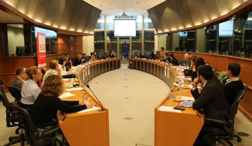 Media integrity research presented in the European Parliament