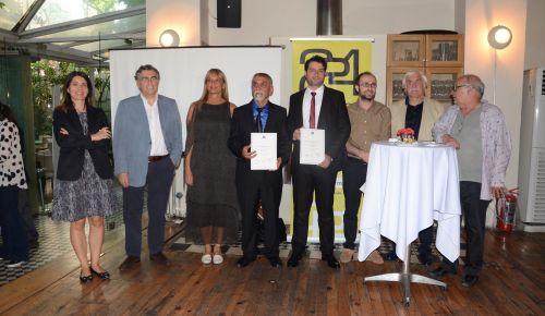 Fatih Yağmur - Winner of EU Award for Investigative Journalism in Turkey