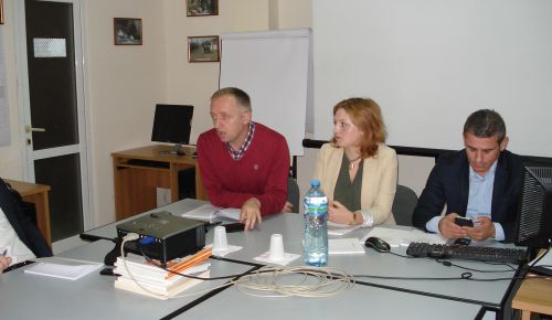 Presentation and debate on media integrity in Albania