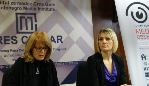 Report on media ownership and finances discussed in Montenegro