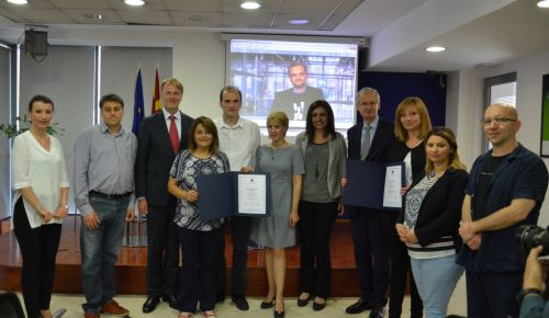 MACEDONIA: Best 2015 stories received EU Award for Investigative Journalism