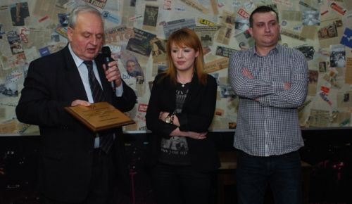 Mediapedia project awarded by Association of Journalists of Macedonia