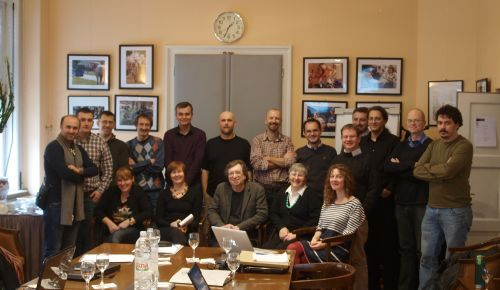 Regional meeting of investigative journalists