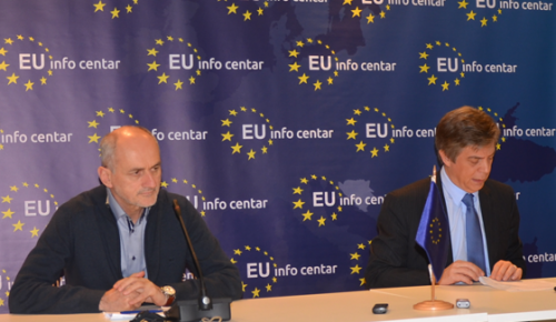 BOSNIA AND HERZEGOVINA: EU Investigative Journalism Award Launched in Sarajevo