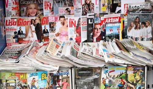 Media Madhouse: The Sinking Croatian Press