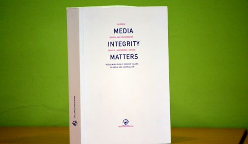 Media integrity matters – Book of the SEE Media Observatory