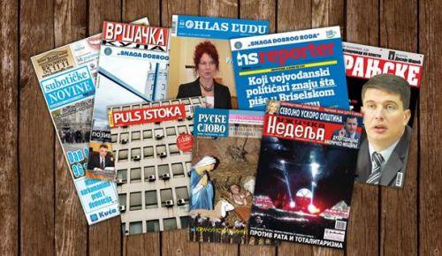 Flash report 6: Serbia