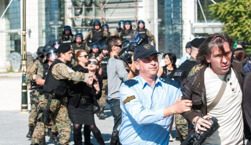 Flash report 2: Macedonia