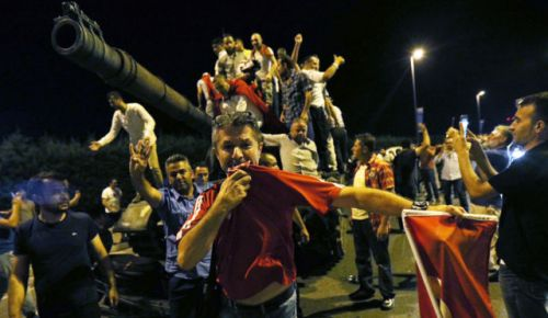 Turkey loses any independent reporting with post-coup regulations