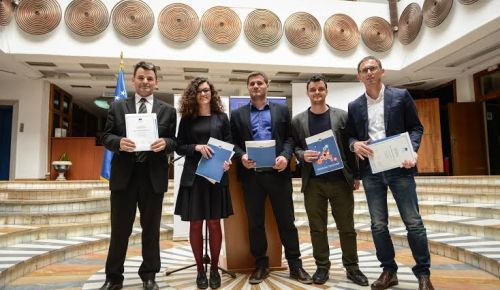 KOSOVO: Best 2015 stories received EU Award for Investigative Journalism