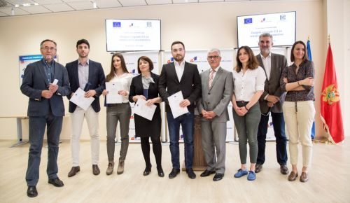 MONTENEGRO: Announcing the winners of the second EU Award for Investigative Journalism