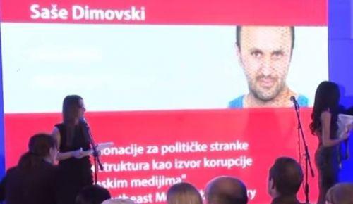 Macedonian story on media donations awarded