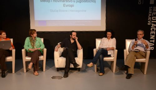 Media and journalism in South-East Evrope: Case of Bosnia and Herzegovina