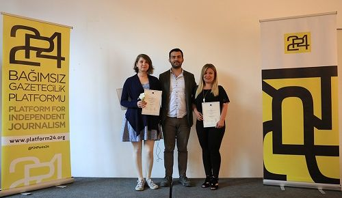 Turkey: Winners of EU Award for Investigative Journalism announced