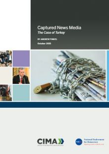 Captured News Media: The Case of Turkey
