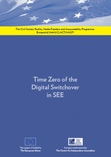 CIJ has launched a new report on SEE Media