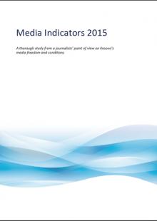 Kosovo Media Indicators 2015