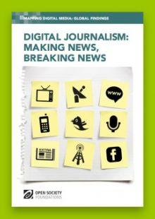 Mapping Digital Media: Global Findings