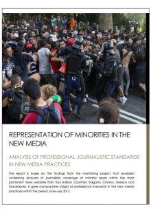 Representation of Minorities in the New Media