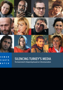 Turkey: Silencing the Media