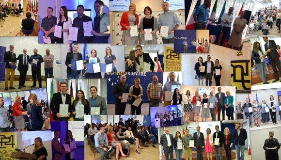 25 journalists honoured with the 2017 EU Investigative Journalism Awards
