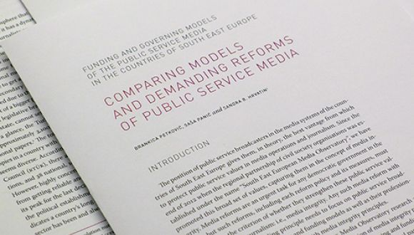 Comparing models and demanding reforms of public service media