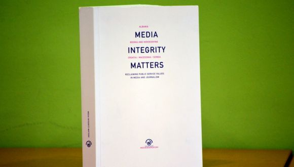 Media integrity matters – New book of the SEE Media Observatory
