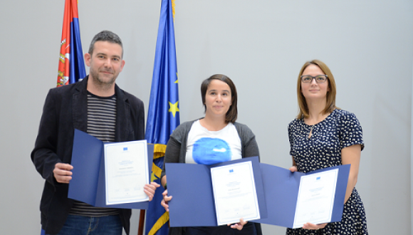 Serbia: Winners announced at EU Award for Investigative Journalism ceremony