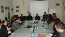 Albania: Roundtable discussion on investigative journalism and media coverage of terrorism