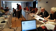 Initial debate on media integrity held in Montenegro
