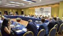 Regional conference of the SEE Media Observatory in Tirana