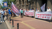 Privatisation of minority language media in Serbia: Liberation or disappearance?