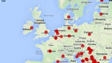 Mapping media freedom violations in Europe