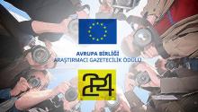 TURKEY: P24 announces the EU Award for Investigative Journalism