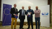 KOSOVO: Best stories from 2016 received EU Award for Investigative Journalism